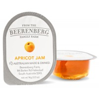Beerenberg Apricot  Jam 14gm x 288
