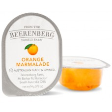 Beerenberg Orange Marmalade Jam 14g x 288