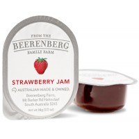 Beerenberg Strawberry Jam 14g x 288
