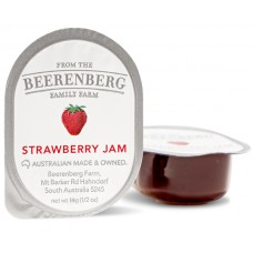 Beerenberg Strawberry Jam 14g x 288