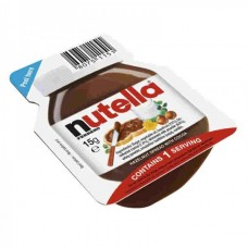 Nutella Hazelnut Choc Spread 15gm x 120