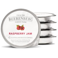 Beerenberg Sterling Raspberry Jam 15gm x 120