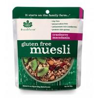 G-Free Muesli with Cranberries 20pkts x 50gm