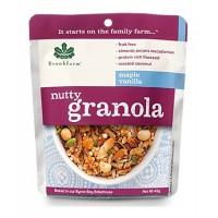 Nutty Granola with Maple & Vanilla 20pkts x 45gm