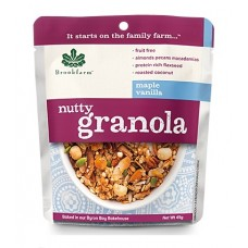 Nutty Granola with Maple & Vanilla 20pkts x 45gm