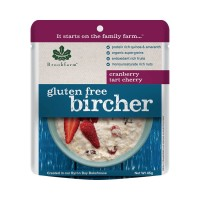 *NEW* GF Bircher with Cranberry & Tart Cherry 45g x 20pkts