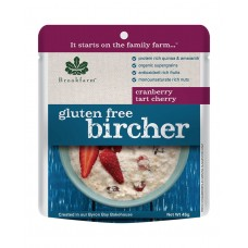 GF Bircher with Cranberry & Cherry 45g x 20pkts