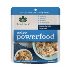 *NEW* Paleo Macadamia Powerfood 40g x 20 packets