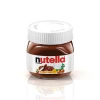 Mini Nutella Glass Jar 25g x12