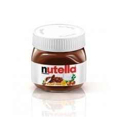Mini Nutella Glass Jar 25g x16