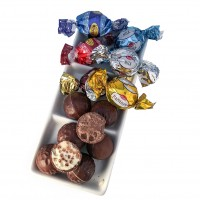 Assorted Wrapped Chocolate Balls