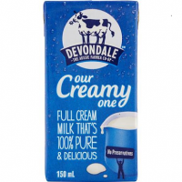 Devondale Longlife milk 150ml x 32
