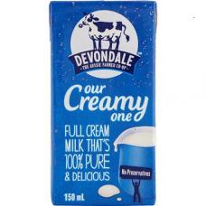 Devondale Longlife milk 150ml x 32