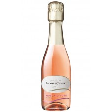Jacobs Creek Sparkling Moscato Rose 200ml x 24