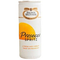 Brown Brothers Prosecco Spritz 250ml x 24