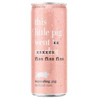 Squealing Pig Spritzed Rosé  250ml x 24