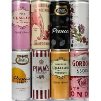 Canned Wines & Spirits