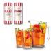PIMM'S Lemonade & Ginger Ale 250ml x 24