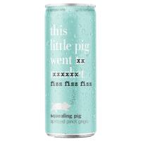 Squealing Pig Spritzed Pinot Grigio 250ml x 24
