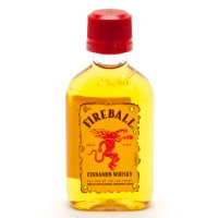 Fireball Cinnamon Whiskey 50ml x 10