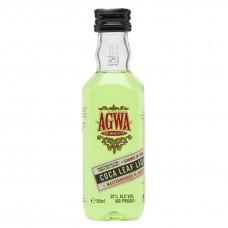 Agwa Coca Leaf Liqueur 50ML x 12