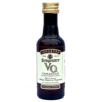 Seagrams VO Canadian Whisky 50ml x 12