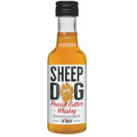 Sheep Dog Peanut Butter Whiskey 50ml x 12