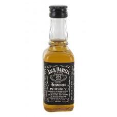 Jack Daniel's Whiskey 50ml x 10