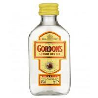 Gordon's London Dry Gin 50ml x 12