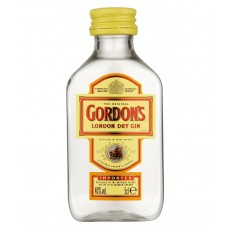 Gordon's London Dry Gin 50ml x 12