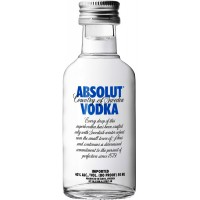 Absolut Vodka 50ml x 12