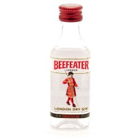 Beefeater London Dry Gin 50ml x 10