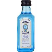 Bombay Gin Sapphire 50ml x 12