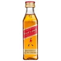 Johnnie Walker Red Label 50ml x 12
