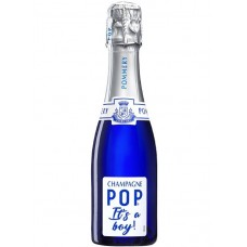 It's a Boy Champagne Piccolo 200ml