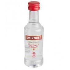 Smirnoff Vodka 50ml x 10