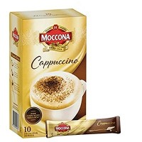 Moccona Instant Cappuccino 10 sachets x 150g