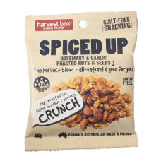 Spiced Up Snack Packs 45gm x 10 packets