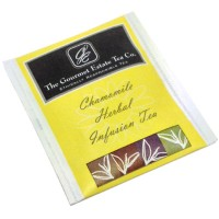 Gourmet Estate Chamomile Herbal Tea x 100