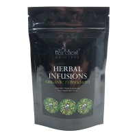 Herbal Infusions Organic Peppermint 20g
