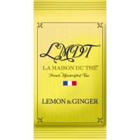 La Maison Du The - Lemon Ginger Tea 24s