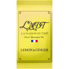 La Maison Du The - Lemon Ginger Tea 24s