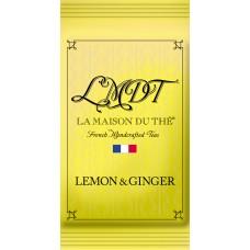 La Maison Du The - Lemon Ginger Tea 100s