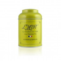 La Maison Du The - Lemon Ginger Elegant Canister
