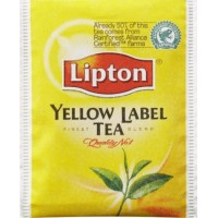 Lipton Yellow Label Tea x 1200 Envelopes