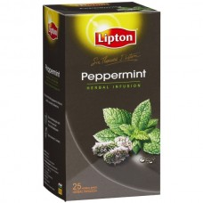 Liptons Peppermint Tea x 25