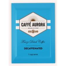 Aurora Freeze Dried Decaf Sachets  x 500