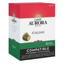 Aurora Italian Pods 10s - Nespresso Compatible