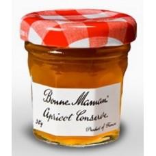 Bonne Maman Apricot Jam Jar 30g x 15