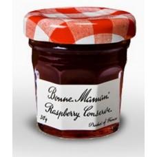Bonne Maman Wild Raspberry  Jam Jar 30g x 15
